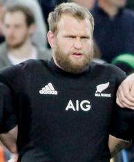 Joe Moody New Zealand rugby union footballer