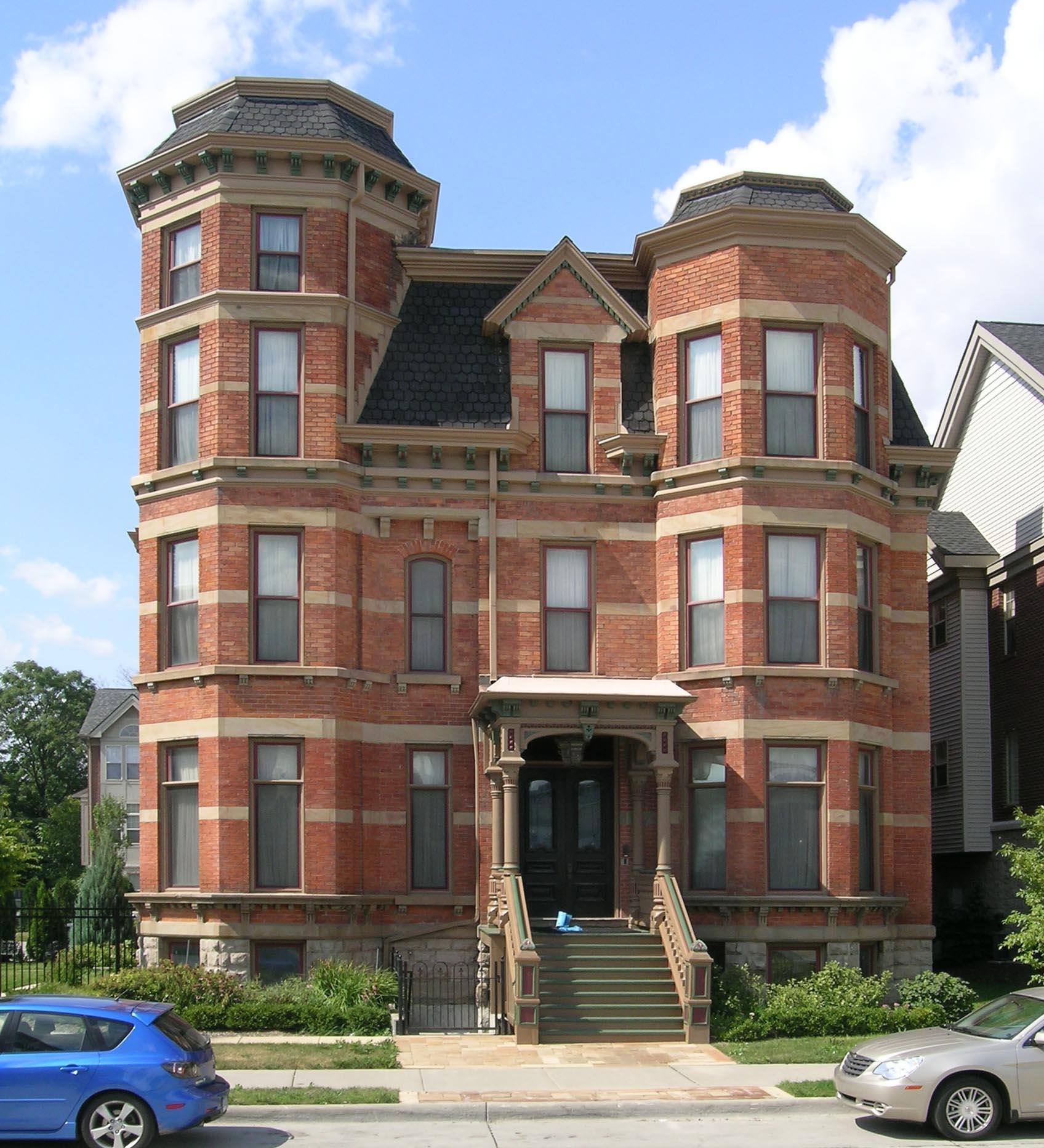Inn At 97 Winder Detroit Michigan Wikipedia