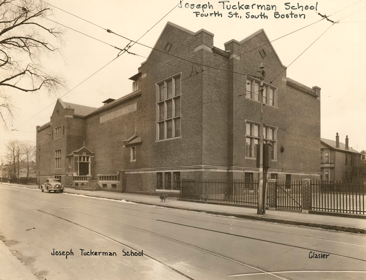 Captivating File:Joseph Tuckerman School   403002171   City Of Boston Archives