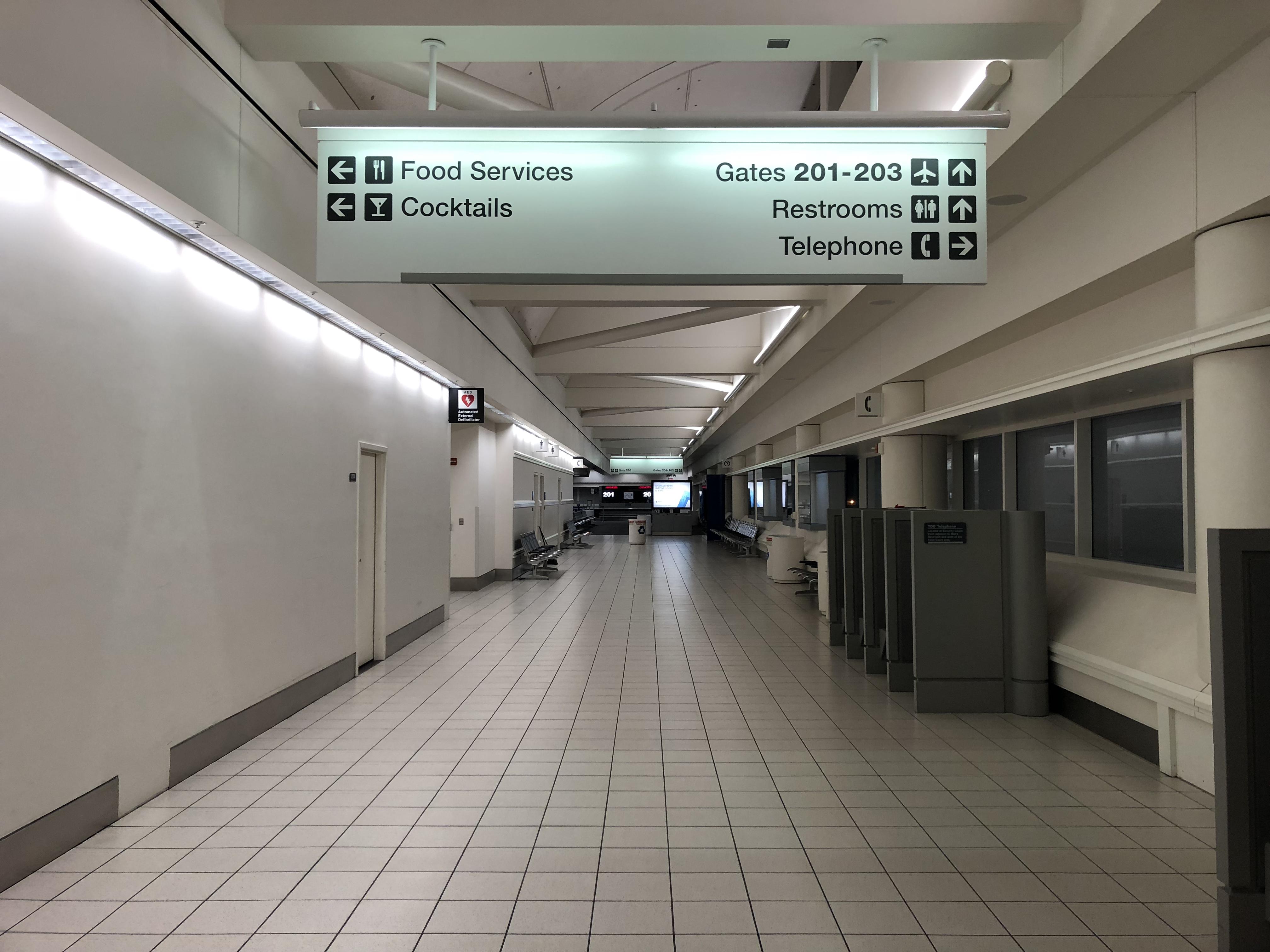 Ontario Ca Airport Car Rental Center