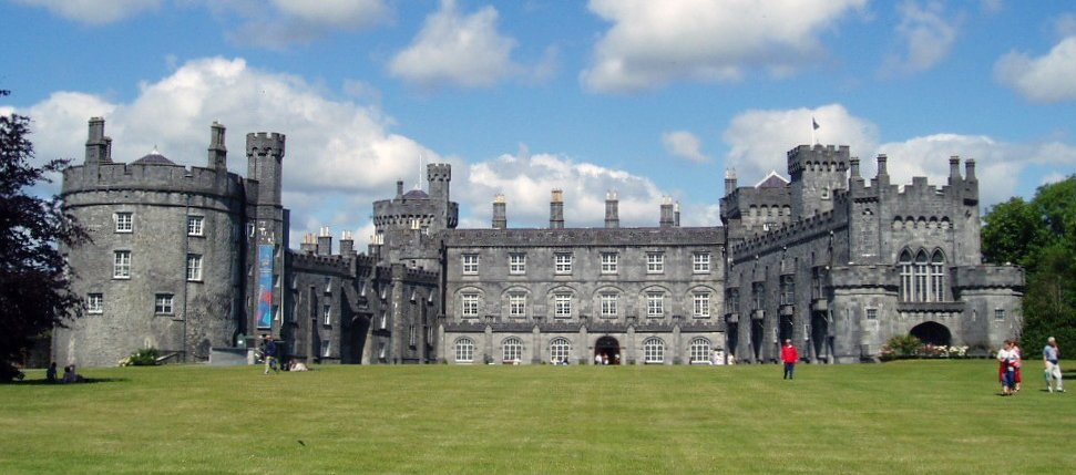 kilkenny castle of ireland