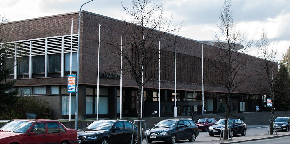 Kuopion Kaupungin Kirjasto