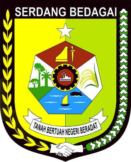 Berkas:Lambang Kabupaten Serdang Bedagai.png