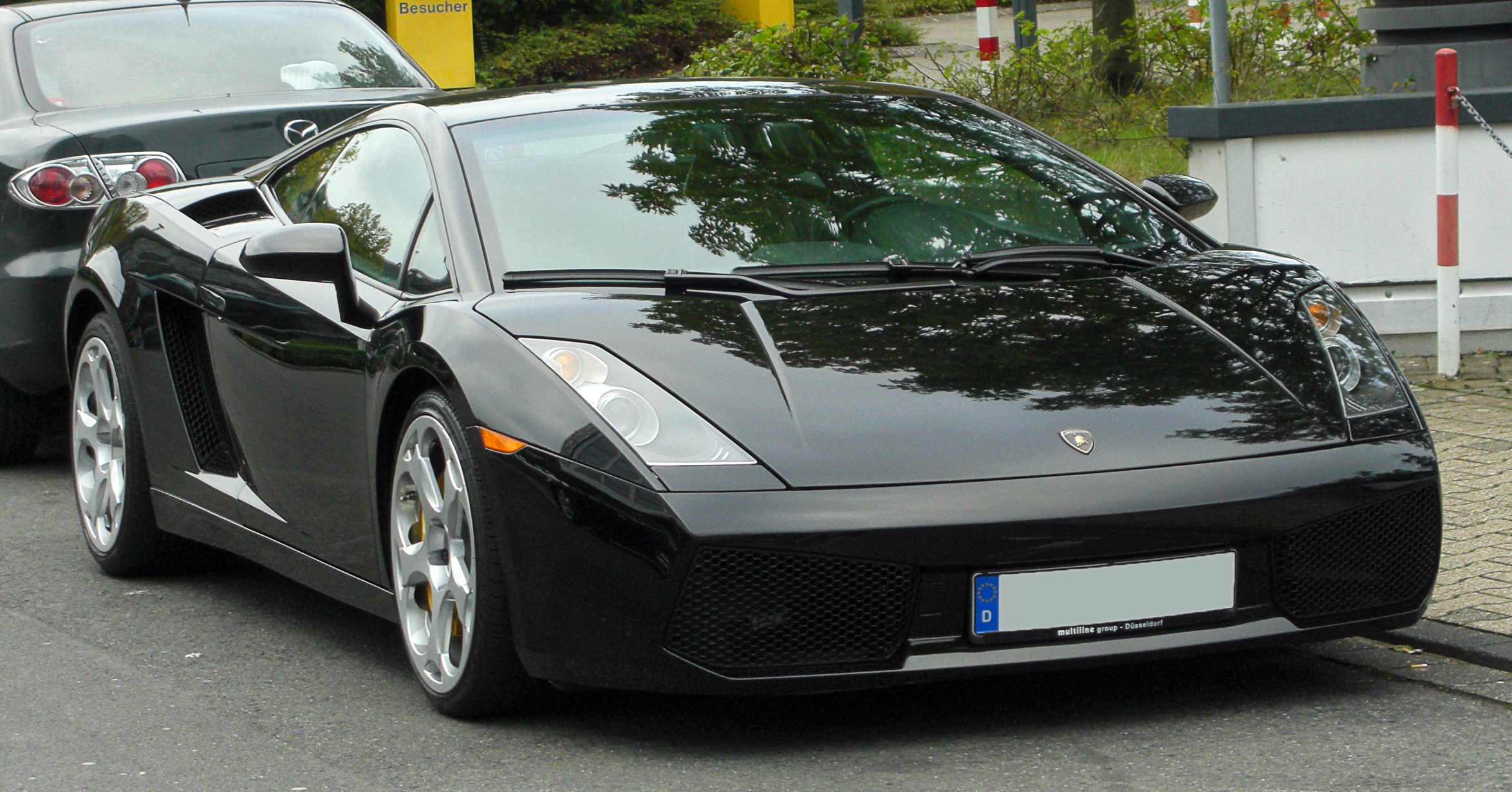 file:lamborghini gallardo coupé front 20101002 - wikimedia commons