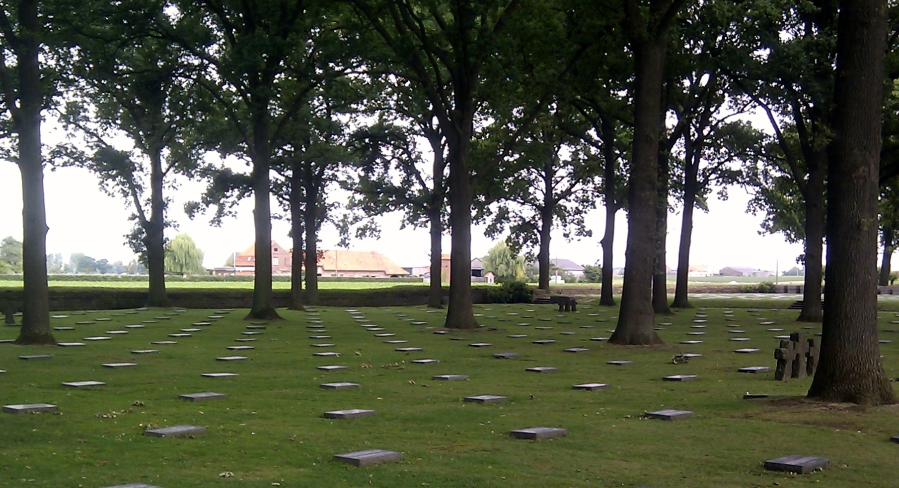 Image result for langemark german cemetery