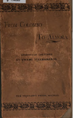 problems of modern india and swami vivekanand essay His lively engagement with india's problems origional photo of swami vivekanand essay on life and works of swami vivekananda chicago essay on swami.