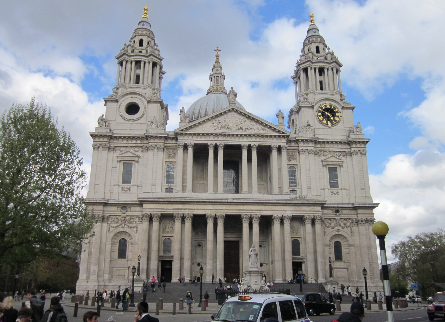 St Paul's Cathedral - Wikimedia Commons