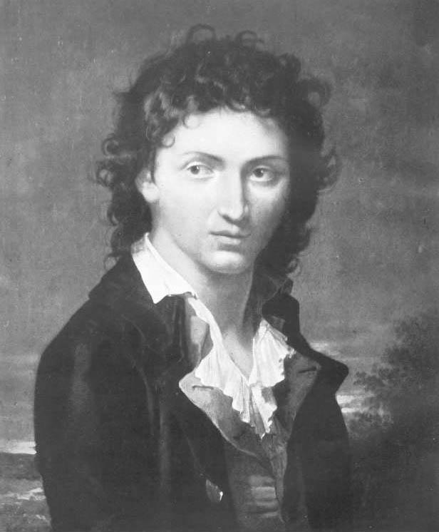 Lord Byron (1803), as painted by Marie Louise Élisabeth Vigée-Lebrun.