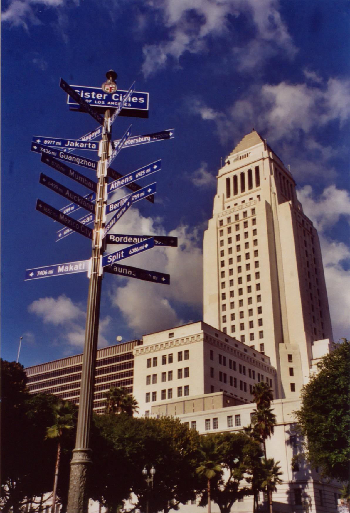 City Of Los Angeles Organizational Chart: Los Angeles City Hall with sister cities.jpg - Wikimedia Commons,Chart