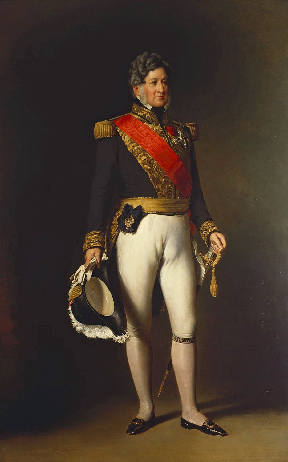 Louis-Philippe, King of the French - Winterhalter 1845.jpg