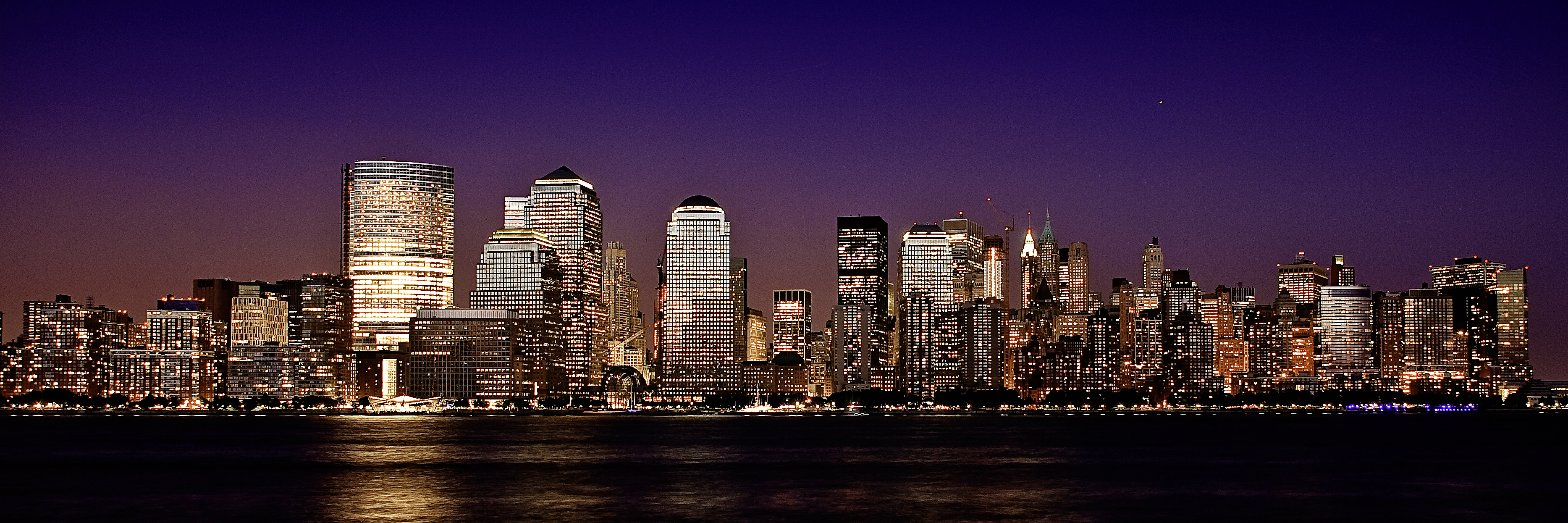 manhattan skyline new - photo #12