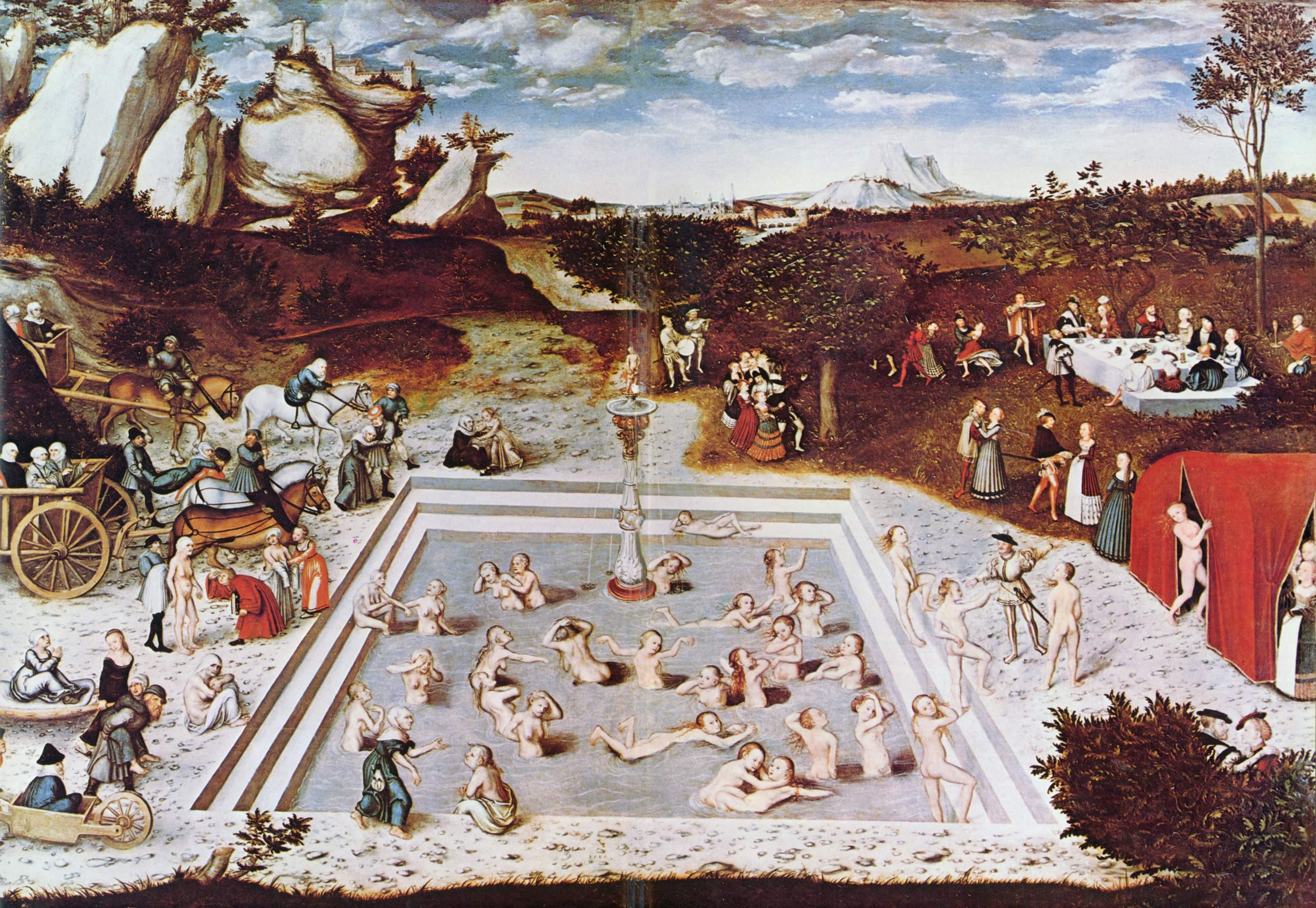 La Credenza Wikipedia : Fonte della giovinezza wikipedia