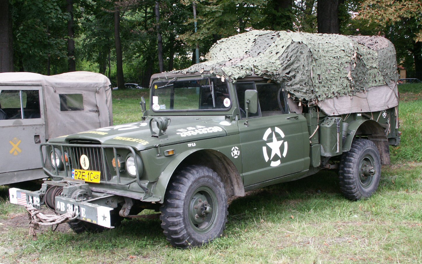 Jeeps For Sale Craigslist >> Kaiser Jeep M715 | Military Wiki | FANDOM powered by Wikia