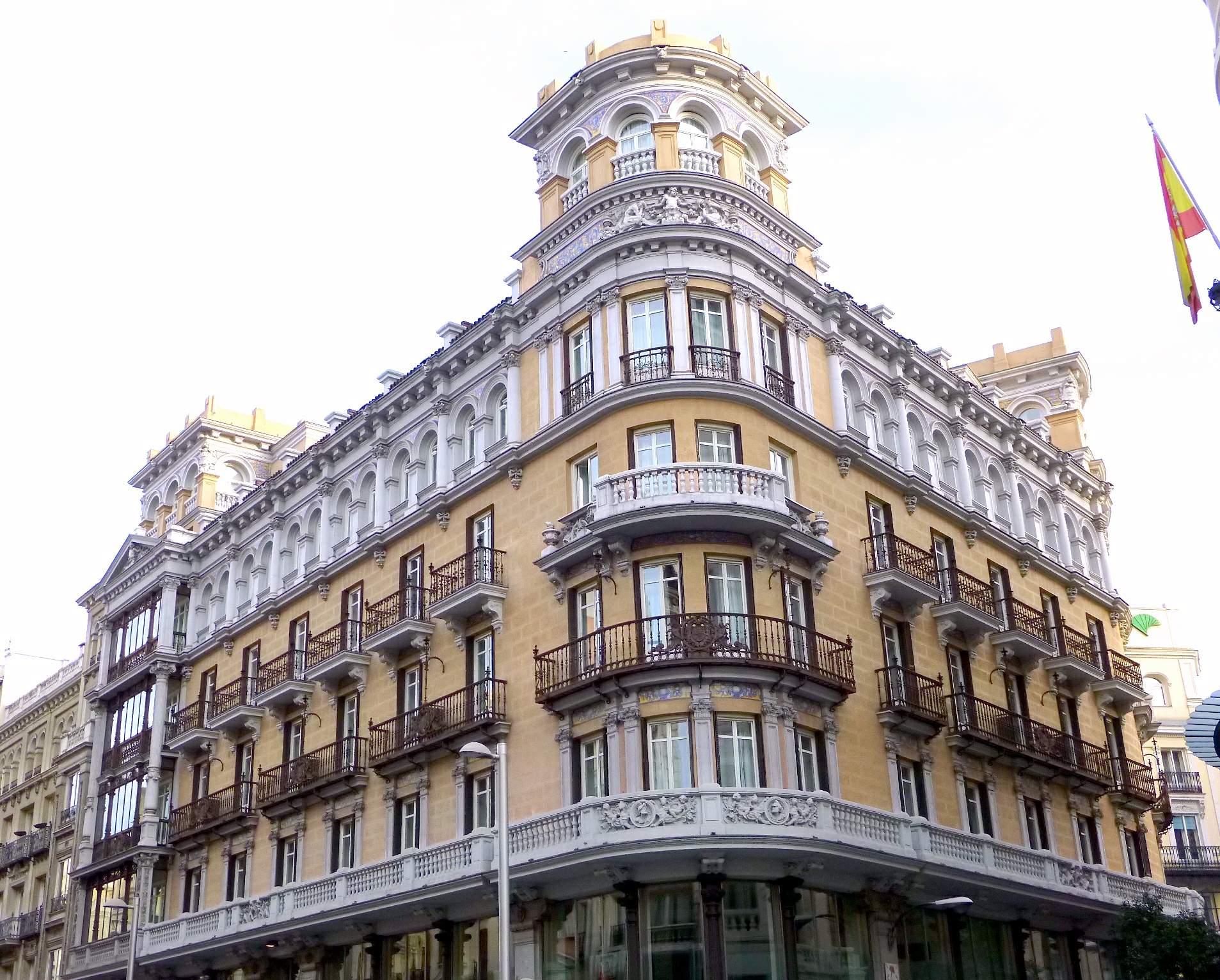 Gran Via Hotel Madrid