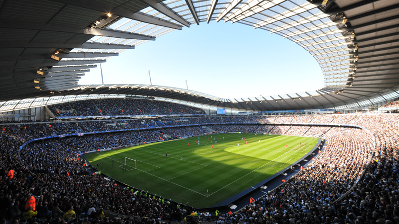 Manchester City Football Club Etihad Stadium - panoramio
