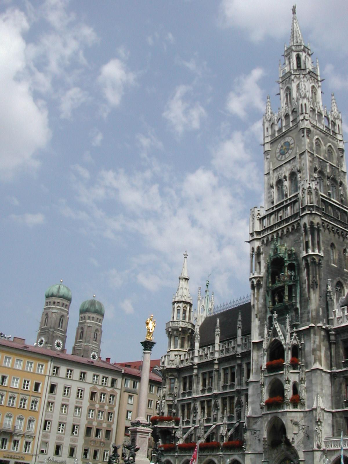 architecture of munich wikipedia