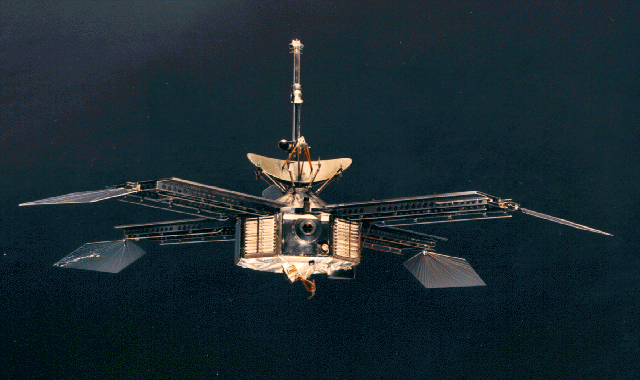 Us First Space Probe : July first successful mars probe captures