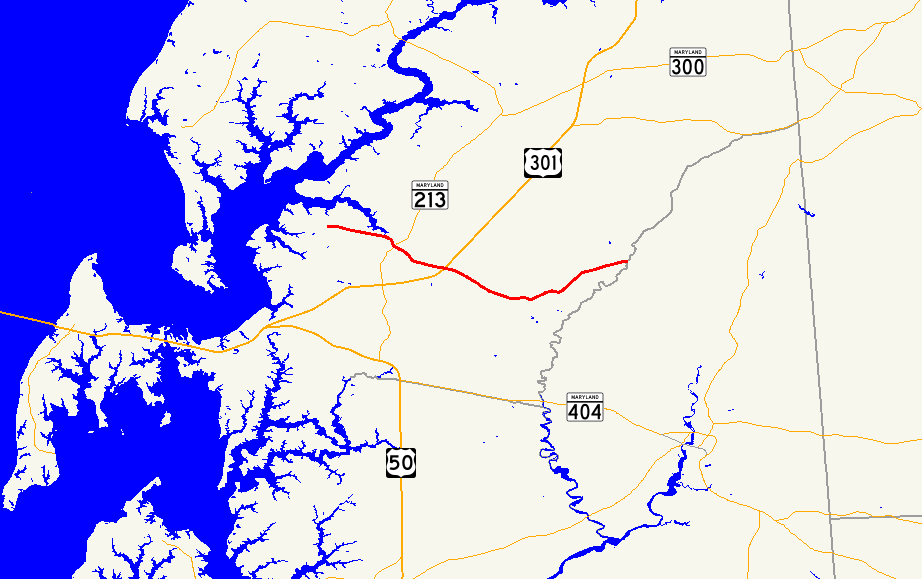 Maryland Route 304 - Wikipedia