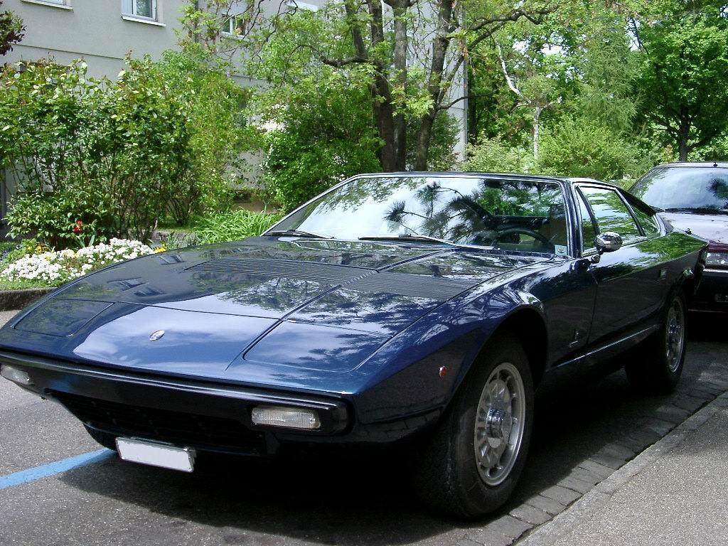 1975 Maserati Khamsin | Classic Automobiles