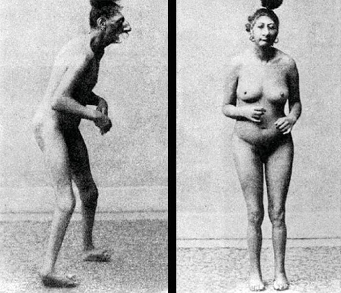 Mature nudist families