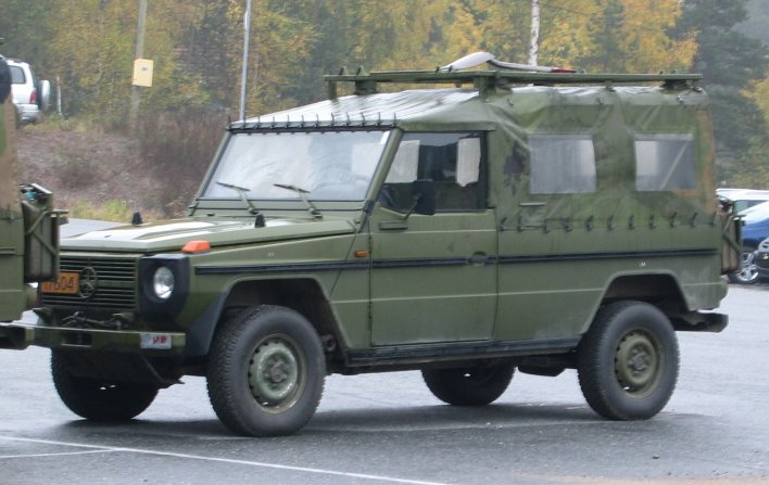 Mercedes Benz G Class Military Wiki