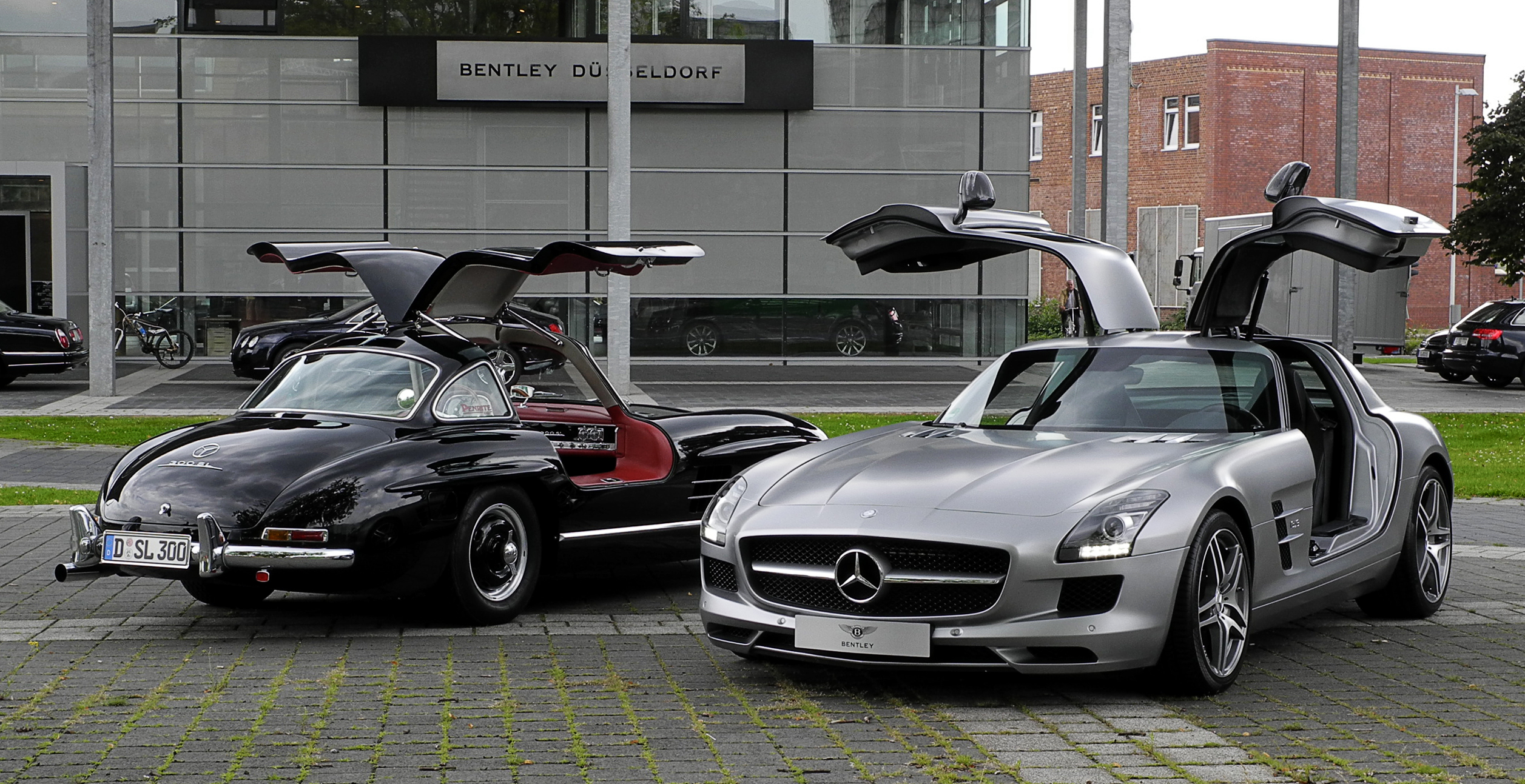 file mercedes benz sls amg c 197 mercedes benz 300 sl. Black Bedroom Furniture Sets. Home Design Ideas