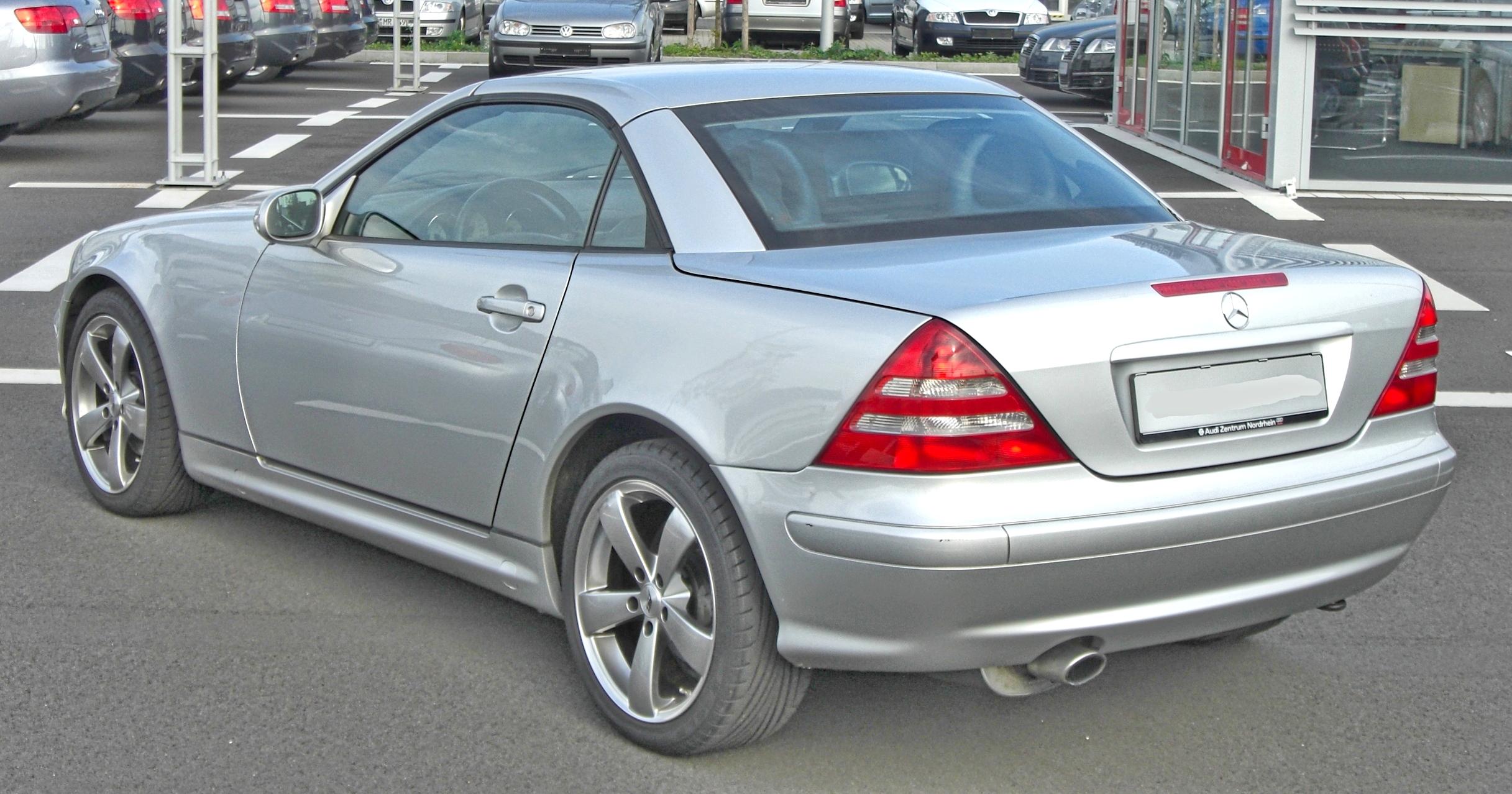 Mercedes Slk Led Headlight
