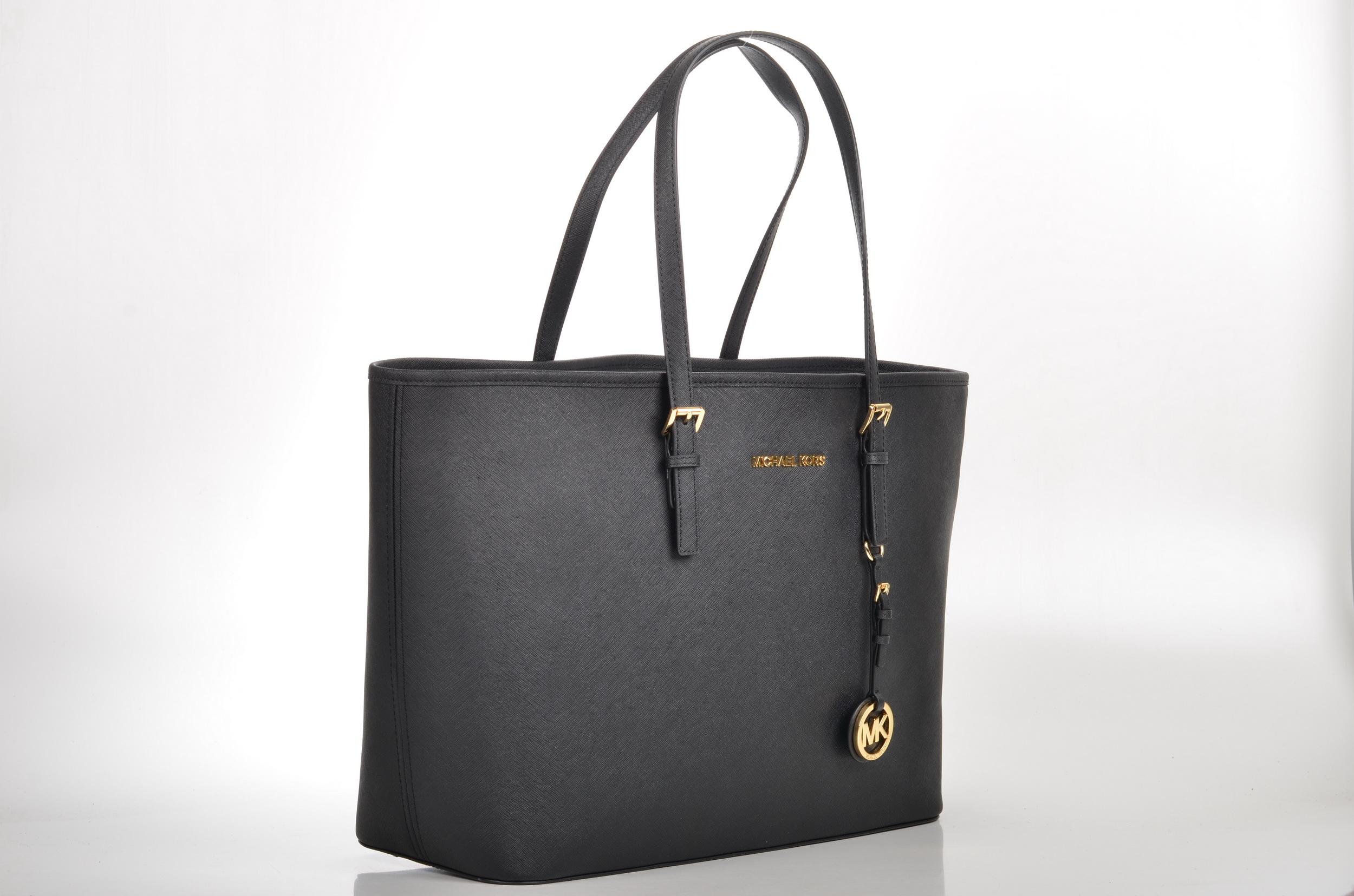 Michael Kors Shopping Haul | Jet Set Shopper in schwarz