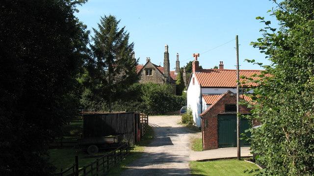 Mill Farm Crayke - geograph.org.uk - 533558