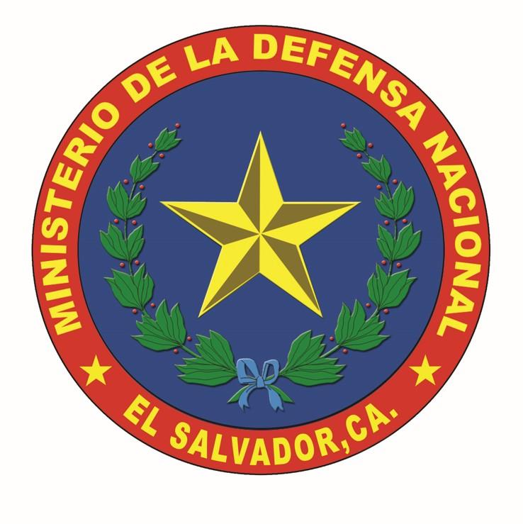 File ministerio de la defensa nacional el salvador logo for Ministerio de defenza