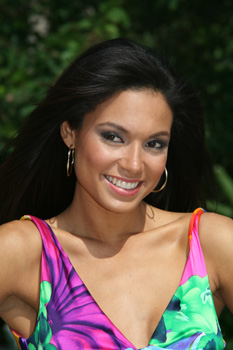 Miss Puerto Rico 07 Jennifer Guevara