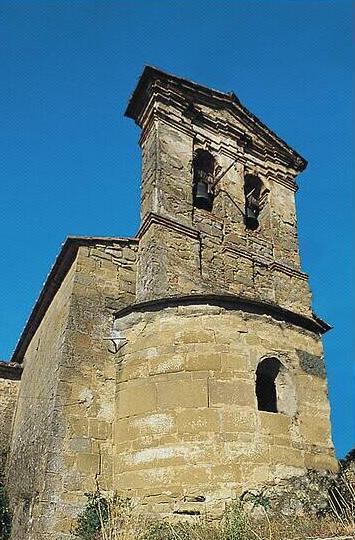 Monterchi, Chies Sant'Apollinare alle Ville