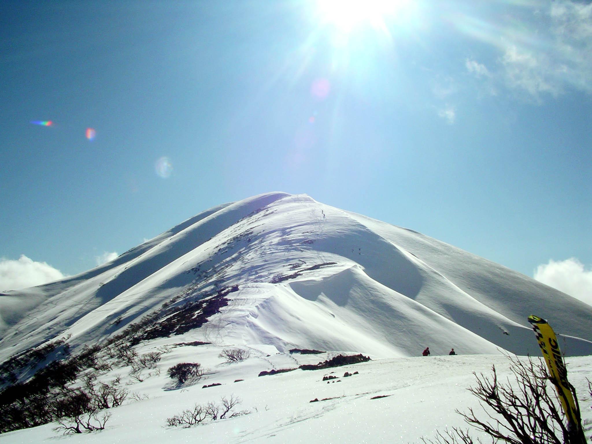 Monte Feathertop - Wikipedia, la enciclopedia libre