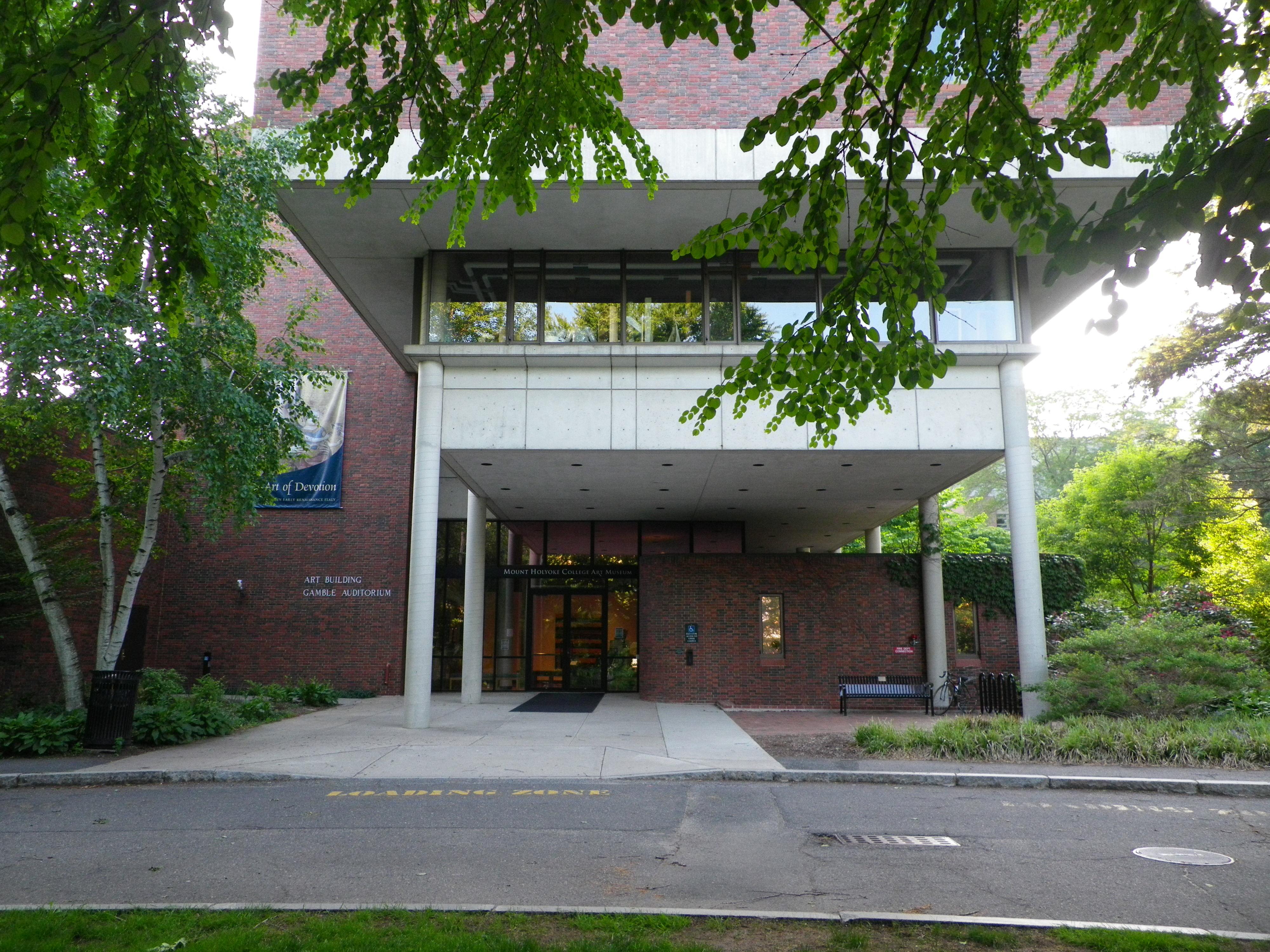 Mount Holyoke College Art Museum Wikipedia