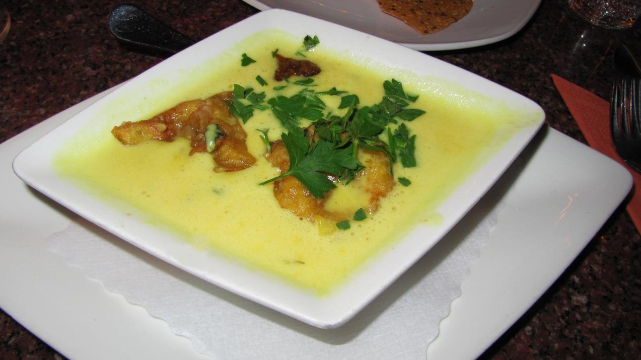 Mulligatawny-Suppe – Wikipedia