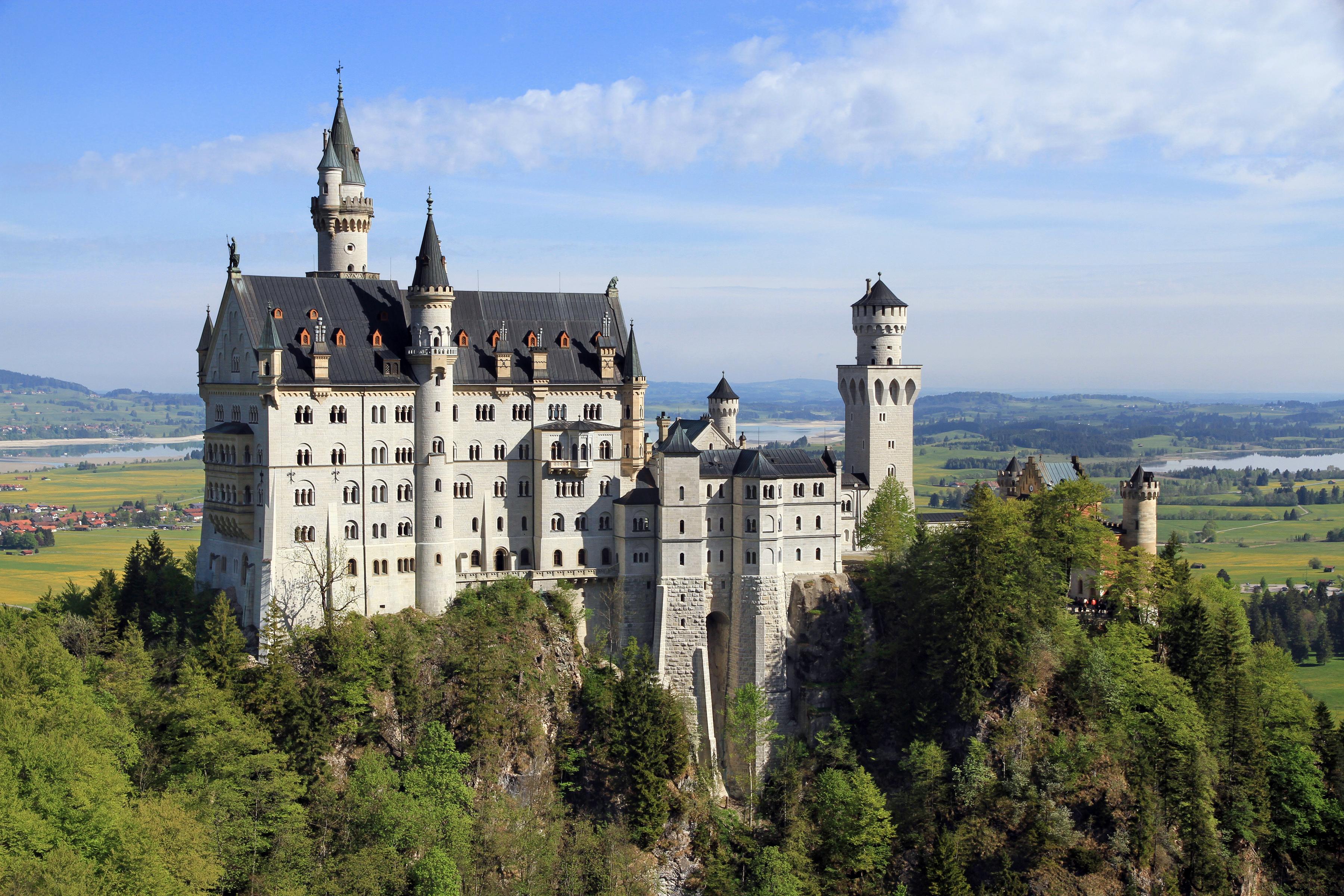 Schloss Neuschwanstein Wikipedia