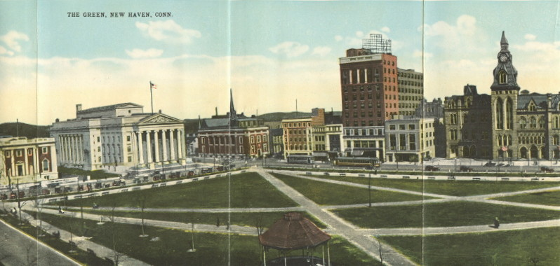 NewHavenGreenCTSouvenirPic1919-1.jpg