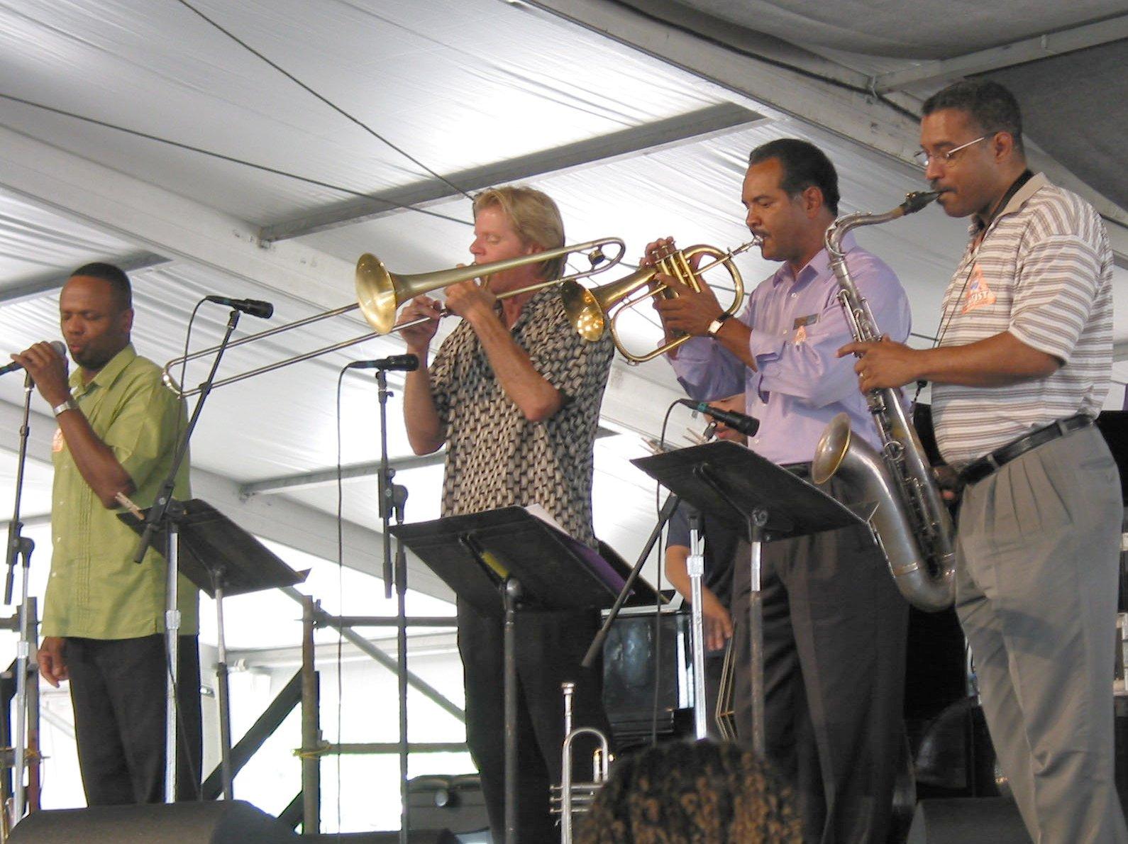 Leroy Jones Quintet