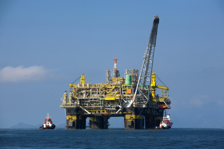Datierung von Ölplattformen
