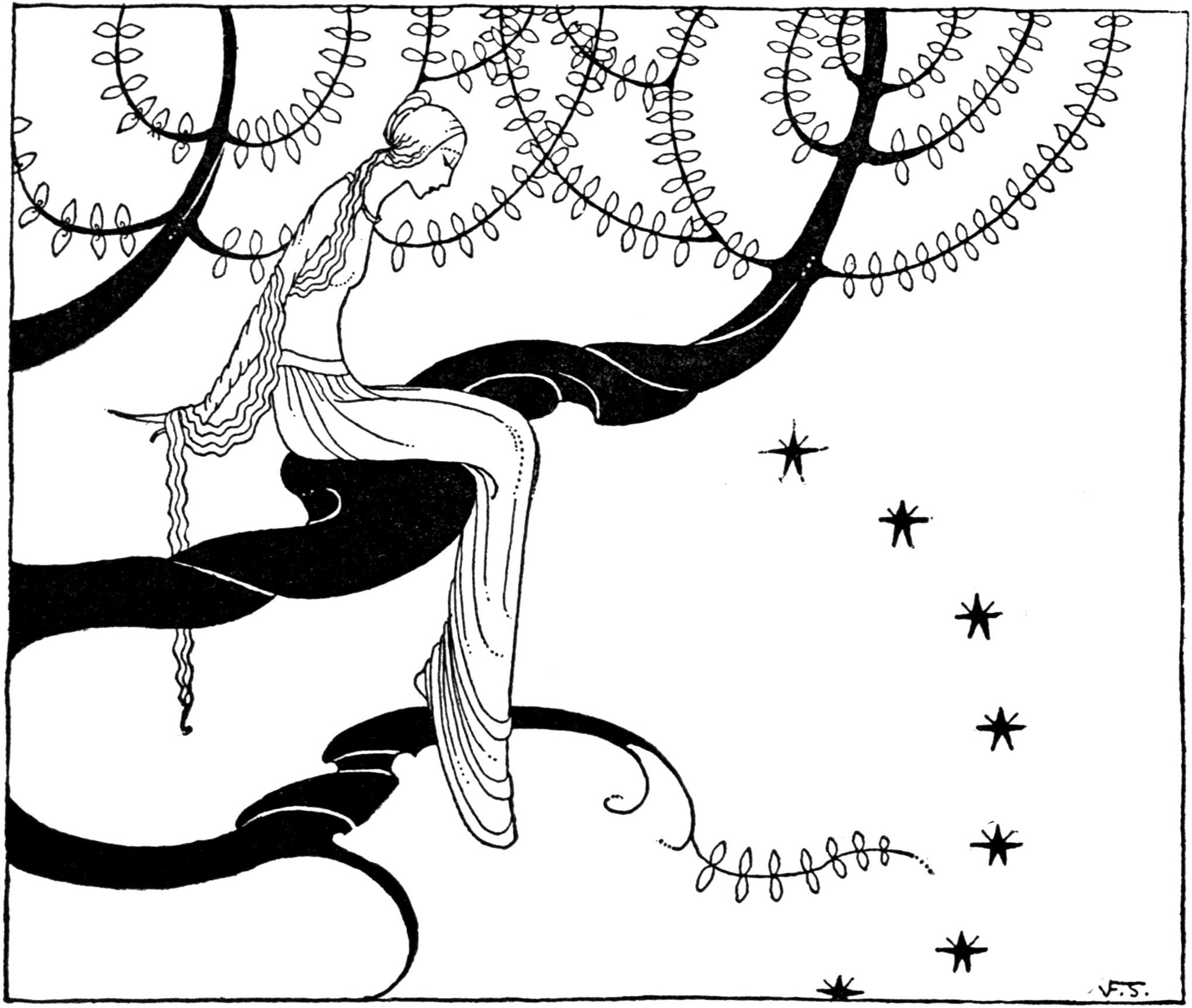 Image Result For Art Nouveau Coloring