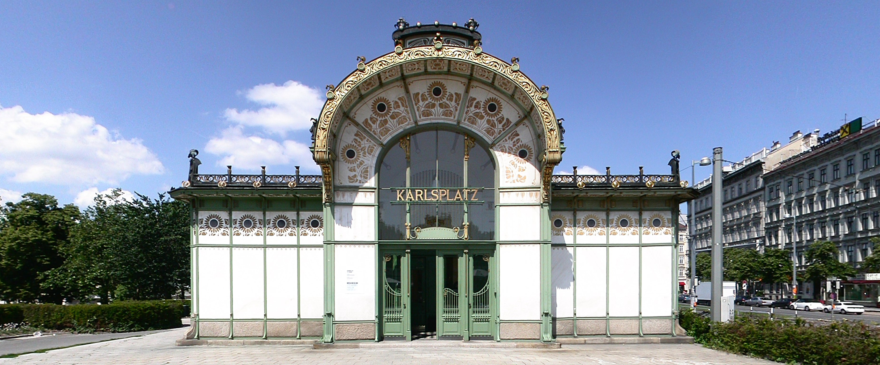File:Otto-Wagner-Pavillon 110606.jpg - Wikipedia, the free ...