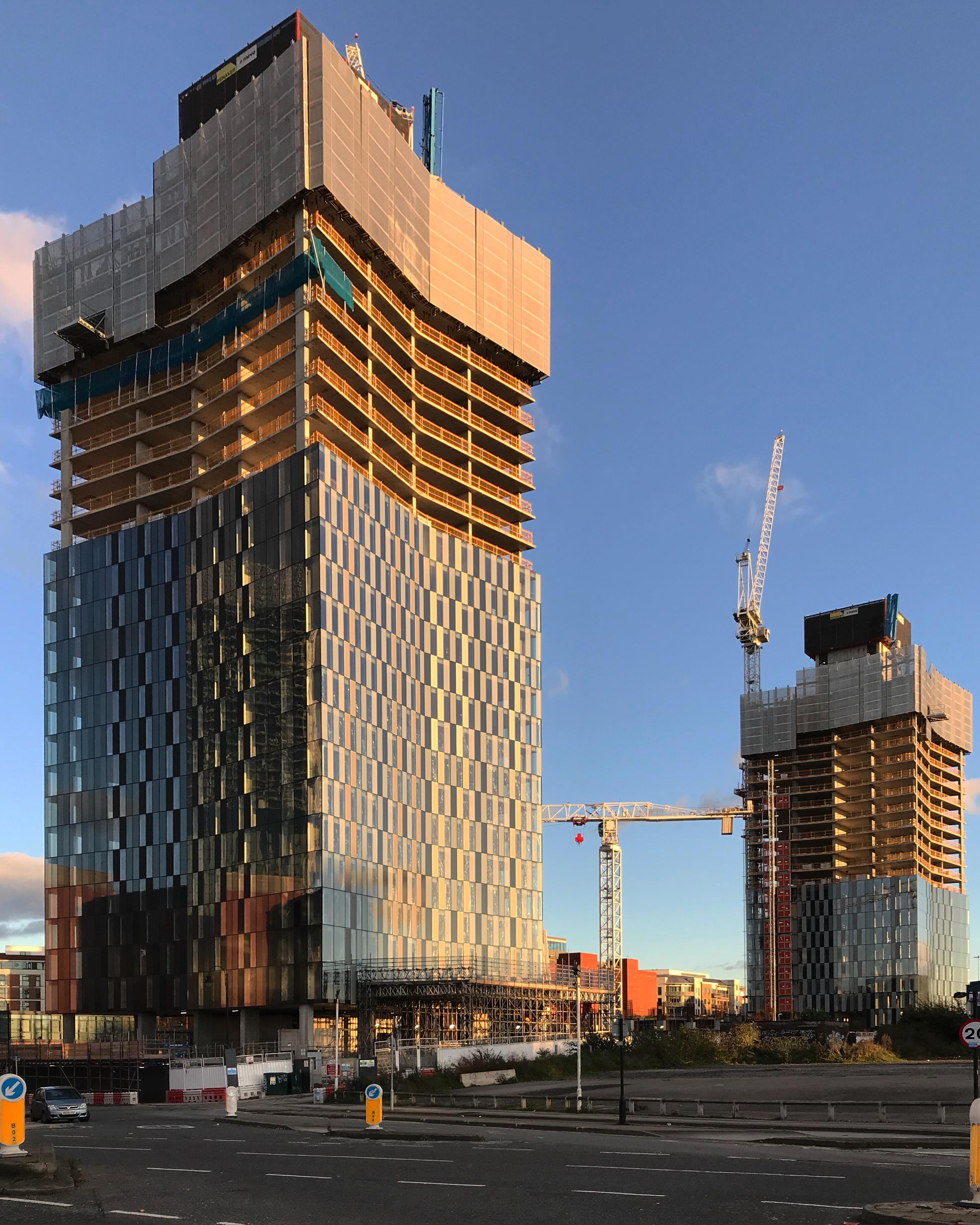 Owen S Building Manchester