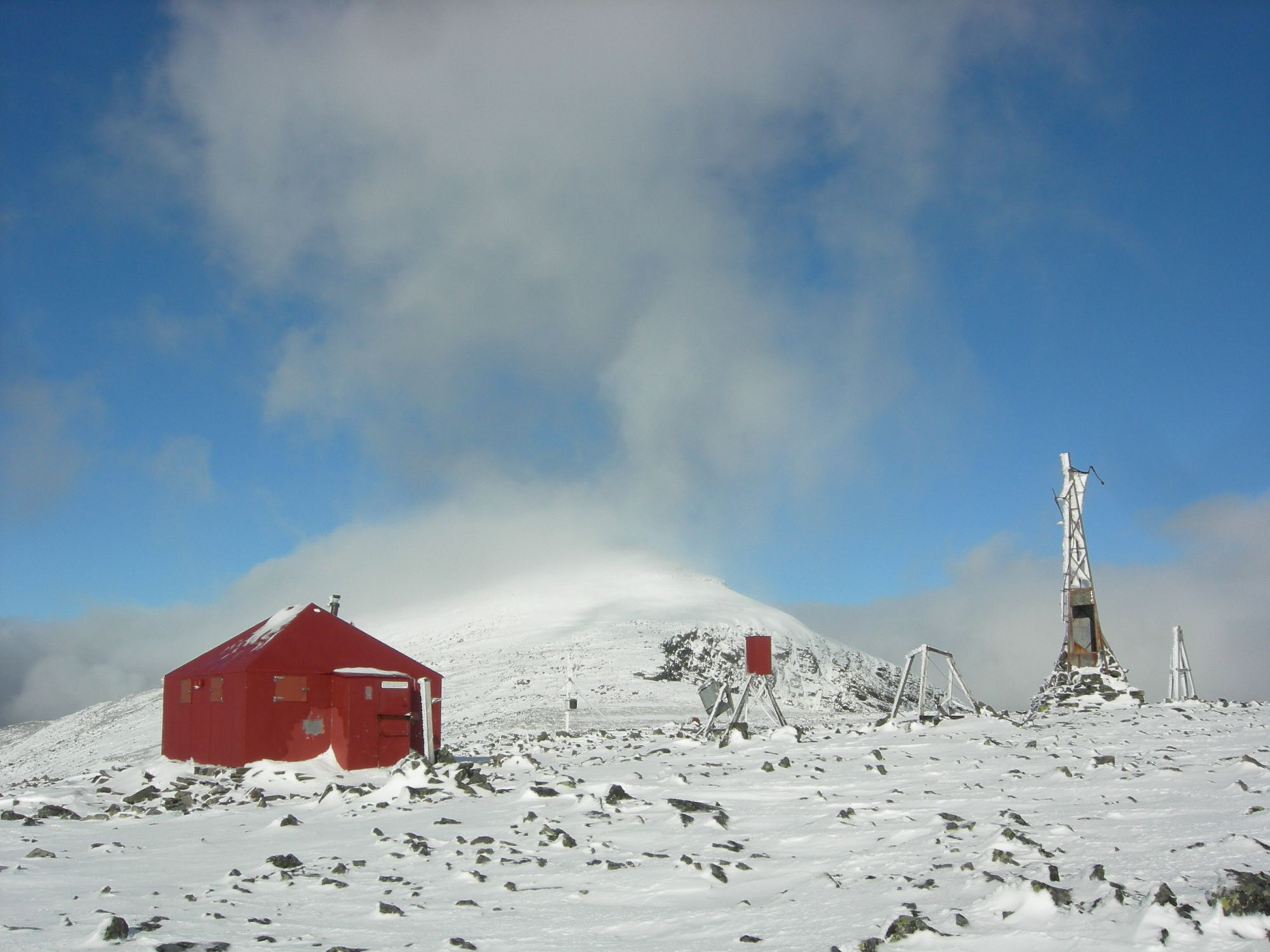 Photo of the observatory