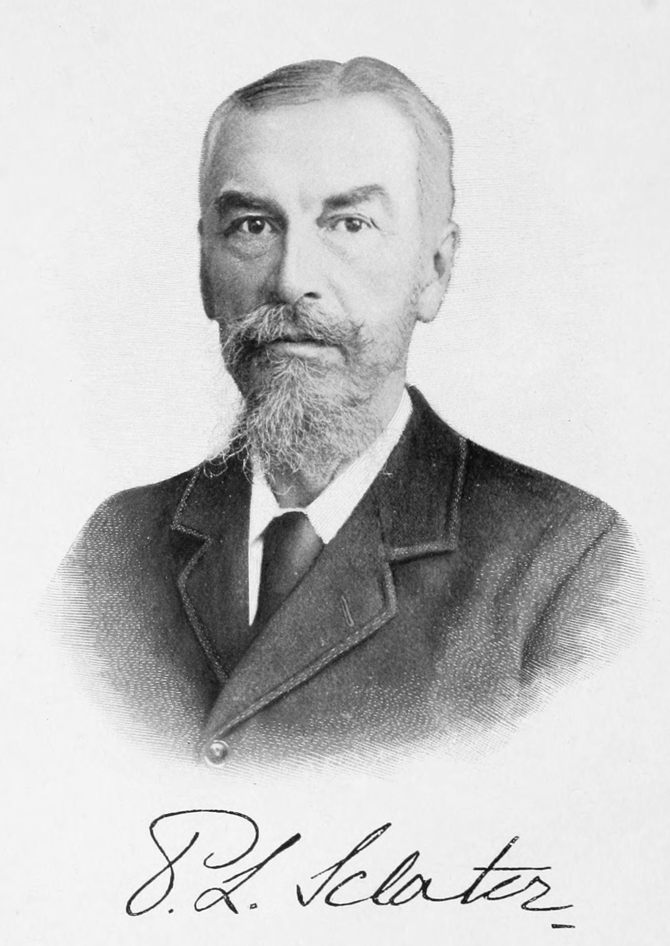 Philip Lutley Sclater