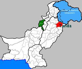 Tanda (Gujrat) Place in Pakistan