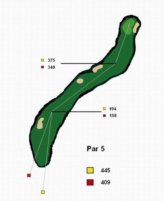 Par  Golf Course Myrtle Beach South Carolina
