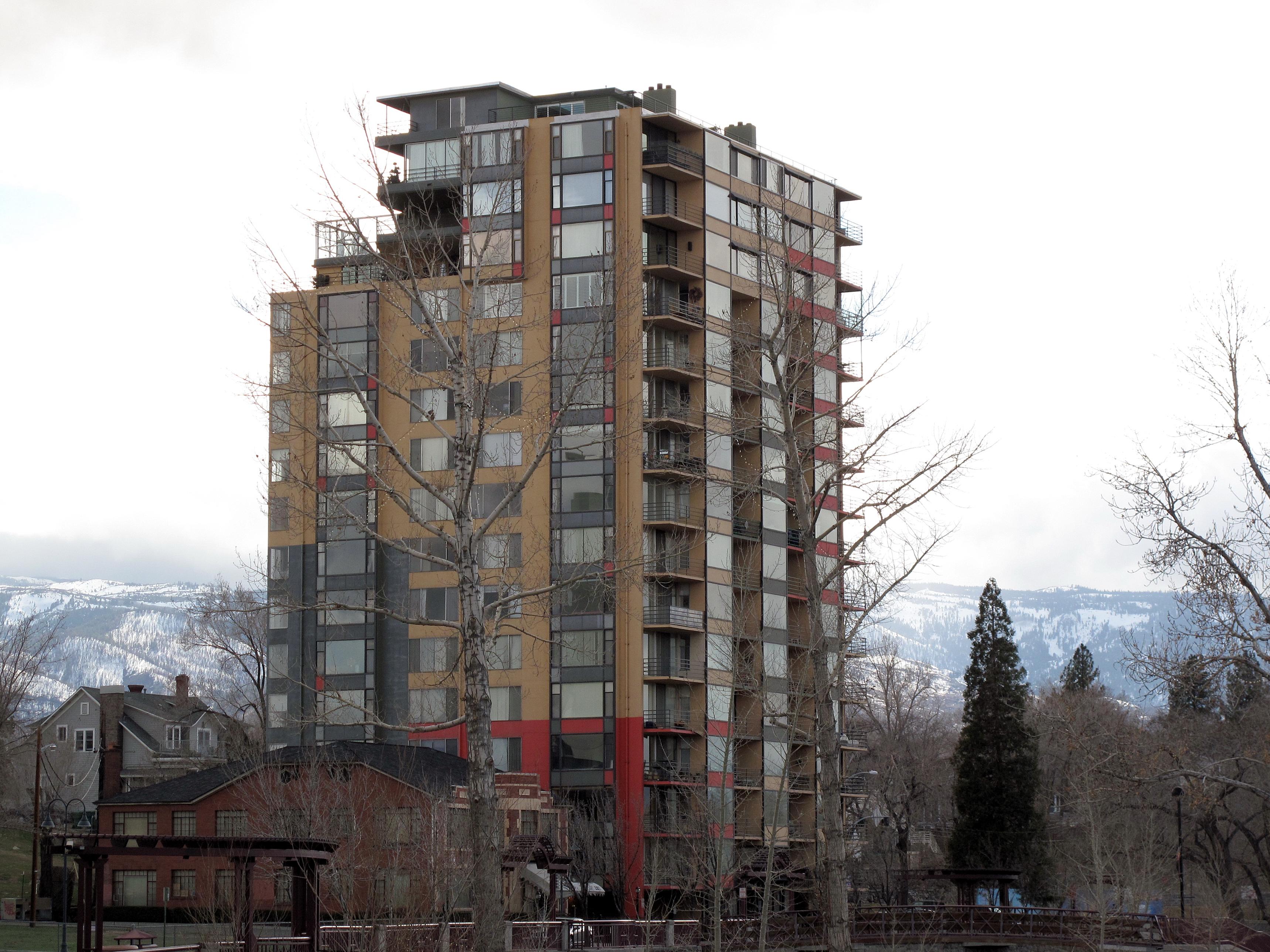 File Park Tower Condominiums Reno Nv Jpg Wikimedia Commons