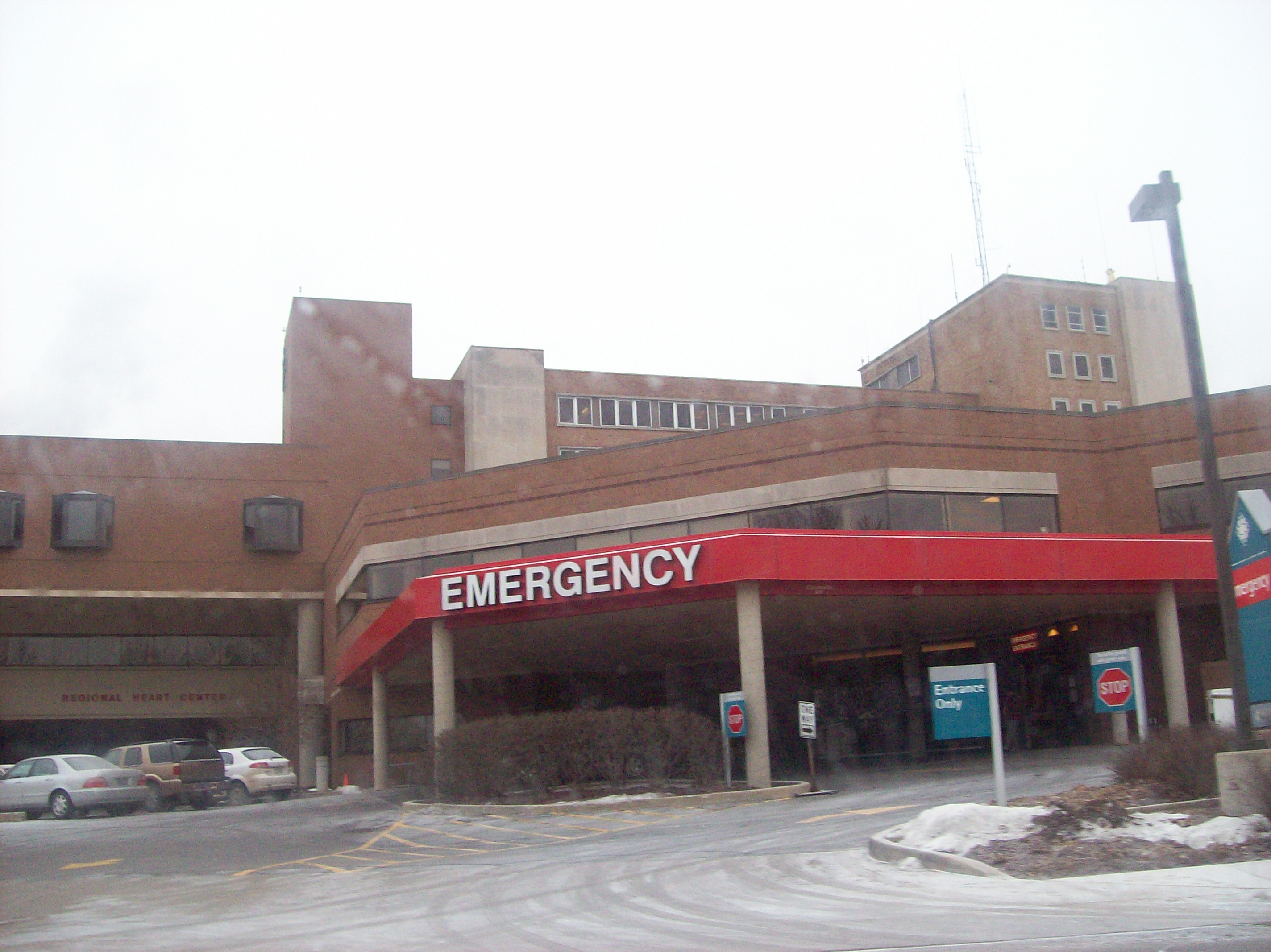 File parkview hospital er fort for The parkview