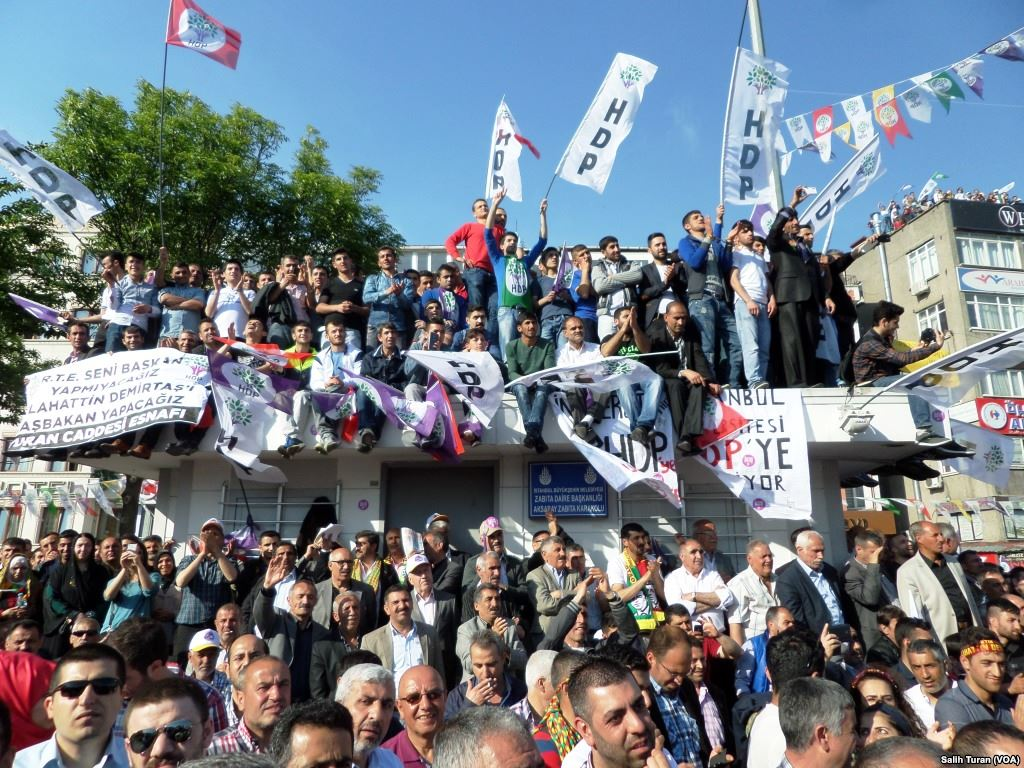 The HDP's Performance in Turkey's Authoritarian Electoral