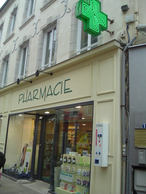 Alesse pharmacie France